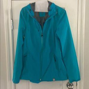 REI rain jacket size small